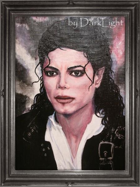 Michael Jackson by DarkLight